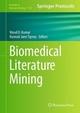 Biomedical Literature Mining (Methods in Molecular Biology)
