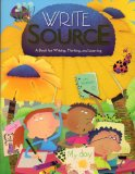 Write Source: A Book For Writing, Thinking And Learning Grade 2 (New Generation)