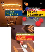 New Pattern IIT-JEE Physics, Chemistry and Mathematics