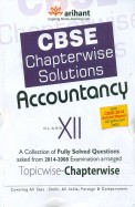 CBSE Chapterwise Questions-Answers ACCOUNTANCY: 4th Edition