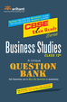 CBSE Exam Ready Series: Business Studies Question Bank for Class 12th