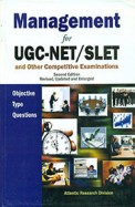 Management for UGC-NET/SLET and Other Competitive Examinations: 2nd Edition