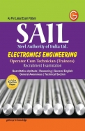 SAIL Steel Authority of India Limited Electronics Engineering: Operator Cum Technician (Trainees) Recruitment Examination