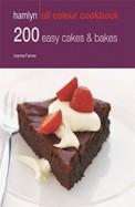 Hamlyn All Colour Cookbook 200 Easy Cakes and Bakes