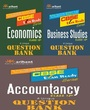 Question Bank: Accountancy, Business Studies and Economics for Class 12th (Set of 3 Books)