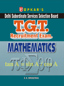 DSSSB T.G.T. Recruitment Exam. Mathematics Code No. 1584