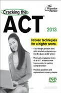 Cracking the ACT with DVD 2013