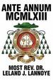 Ante Annum Mcmlxiii