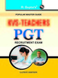 KVS Teachers PGT Recruitment Exam