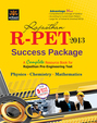 R-PET 2013 Success Package: Physics, Chemistry, Mathematics)