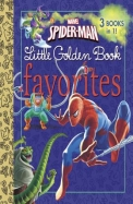 Marvel Heroes Little Golden Books Favorites: Volume 2 (Marvel) (Little Golden Book Favorites)