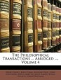 The Philosophical Transactions ... Abridged ..., Volume 4
