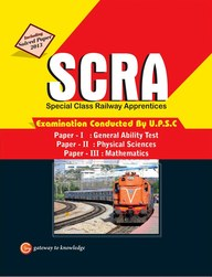 SCRA (Special Class Railway Apprentices Exam.)