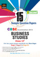 CBSE 15 Sample Paper Business Studies for Class 12th