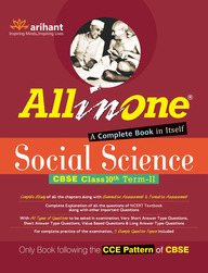 All in One Social Science CBSE Class 10th Term-II
