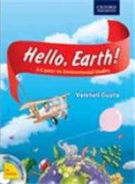 Hello, Earth! A Course In Environmental Studies For Class 2