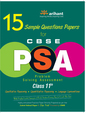 15 Sample Question Papers for CBSE PSA Class 11th: 2013 Edition