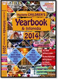 Hachette Childrens Yearbook and Infopedia 2014