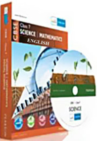 Powerful Test Series: Class 9-Maths, Science and English Combo