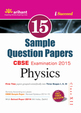 CBSE 15 Sample Question Paper - Physics for Class 12th