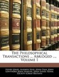 The Philosophical Transactions ... Abridged ..., Volume 1
