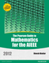 The Pearson Guide to Mathematics for the AIEEE 2012