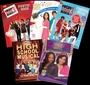 High School Musical Pack 1 (3 books + 2 books Free)