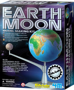 4m Kidz Labs-Earth Moon Model Making Kit